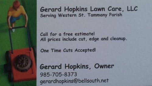 Gerard grass