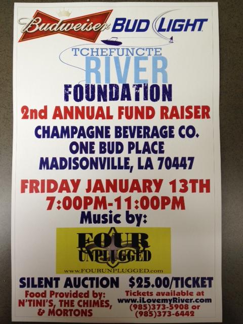 2012 Tchefuncte River Foundation Silent Auction