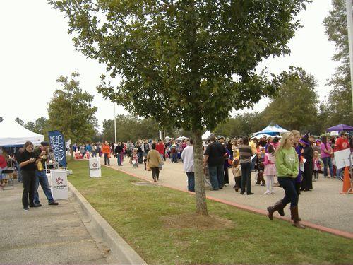 2012 BooFest Huge Crowds