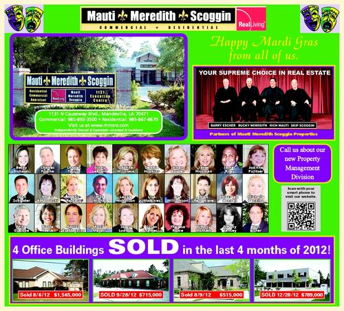 Mauti Meredith Scoggin Real Estate Brokers; Mardi_Gras_2013