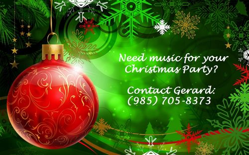 Dj for christmas party