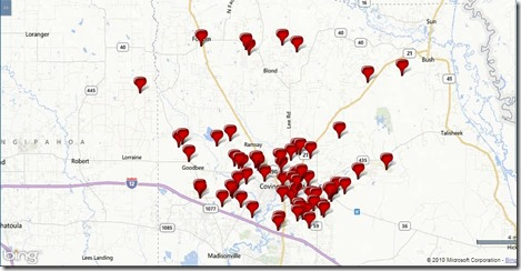 68 Homes Sold, March 2014 in Covington, Abita Springs, and Folsom, LA