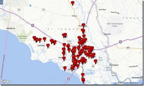 118 Homes Sold, April 2014 in Slidell, Pearl River, and Lacombe, LA