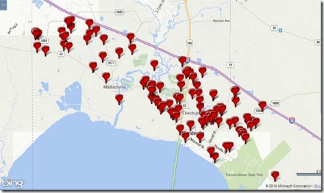 108 Homes sold in Mandeville, Madisonville, LA, August 2014